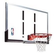 Баскетбольный щит SPALDING NBA RIM COMBO 54 ACRYLIC, фото 1