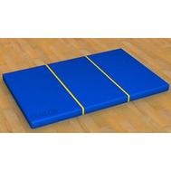Мат гимнастический (складной) 1 м х1.5 м, фото 1