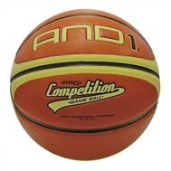 Профессиональный баскетбольный мяч - AND1 COMPETITION PRO, фото 1