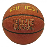 Недорогой баскетбольный мяч - AND1 ZONE CONTROL, фото 1