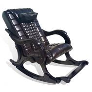 Массажное кресло-качалка EGO WAVE LUX EG-2001 (цвет Шоколад), фото 1