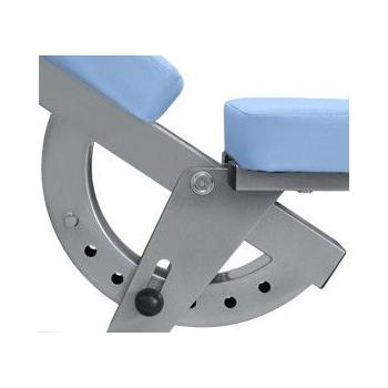 Универсальная силовая скамья со стойкой для жима - CARBON MB-60, складная, фото 2